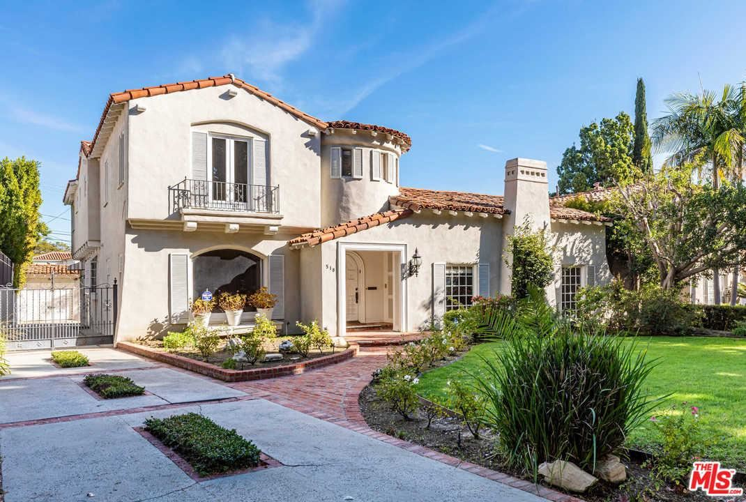 Photo of 518 North ARDEN Drive, Beverly Hills, CA 90210 (MLS # 20562336)