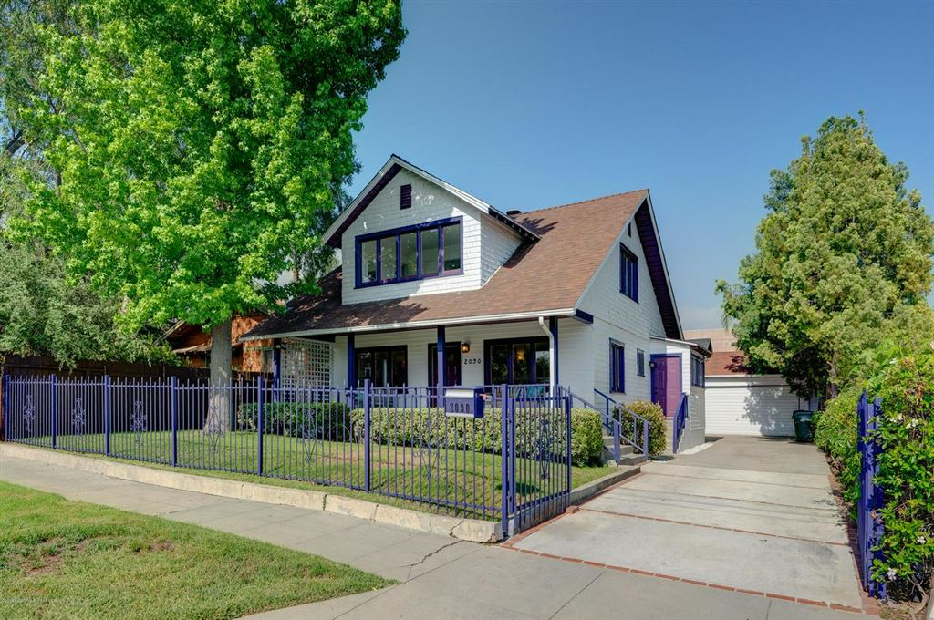 Photo for 2090 GARFIELD Avenue, Altadena, CA 91001 (MLS # 818002337)