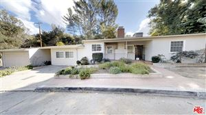 Photo of 8734 LOOKOUT MOUNTAIN Avenue, Los Angeles , CA 90046 (MLS # 18312338)