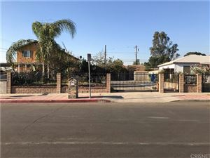 Photo of 13783 MERCER Street, Pacoima, CA 91331 (MLS # SR18008338)
