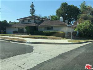 Photo of 5761 LARRYAN Drive, Woodland Hills, CA 91367 (MLS # 19424340)