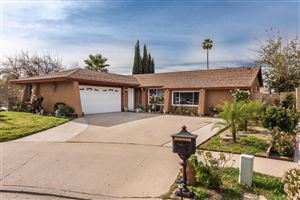 Photo of 2111 East CHESTERTON Street, Simi Valley, CA 93065 (MLS # 219000341)