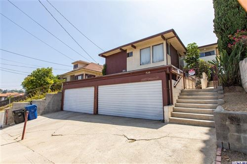 Photo of 328 PARKMAN Avenue, Los Angeles , CA 90026 (MLS # 319003341)