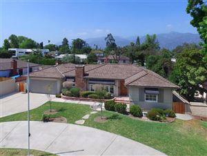 Photo of 2875 East CALIFORNIA Boulevard, Pasadena, CA 91107 (MLS # 818002341)