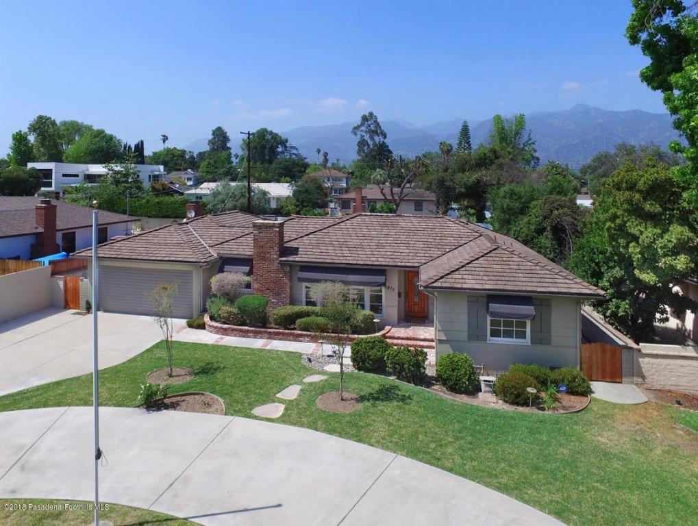 Photo for 2875 East CALIFORNIA Boulevard, Pasadena, CA 91107 (MLS # 818002341)