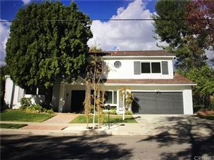 Photo of 22421 DARDENNE Street, Calabasas, CA 91302 (MLS # SR19014342)