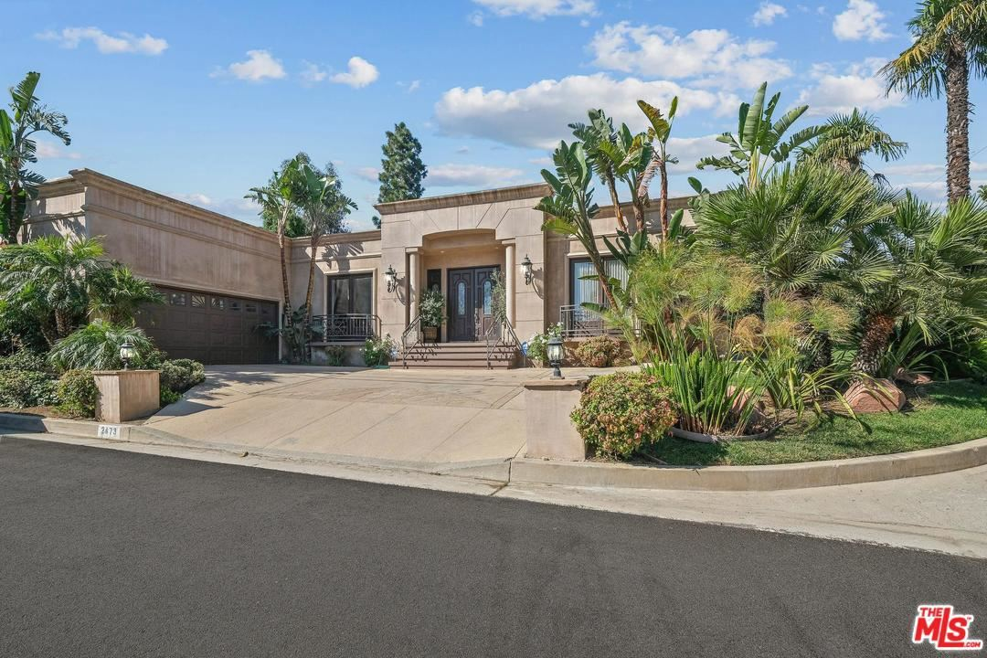 Photo of 2473 CREST VIEW Drive, Los Angeles , CA 90046 (MLS # 19534342)