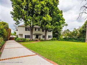 Photo of 980 EL CAMPO Drive, Pasadena, CA 91107 (MLS # 819000343)