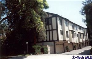 Photo of 1122 CAMPBELL Street #3, Glendale, CA 91207 (MLS # 819004343)