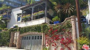 Photo of 8623 FRANKLIN Avenue, Los Angeles , CA 90069 (MLS # 17282344)