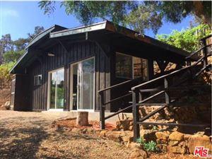 Photo of 5635 TRANCAS CANYON Road #Studio Apt, Malibu, CA 90265 (MLS # 19439344)