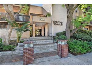 Photo of 22100 BURBANK Boulevard #228C, Woodland Hills, CA 91367 (MLS # SR18038344)