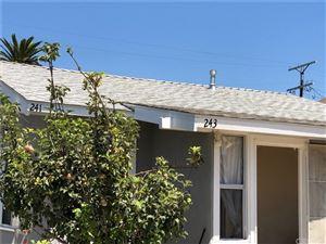 Photo of Los Angeles , CA 90003 (MLS # SR19200344)