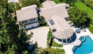 Photo of 24907 KIT CARSON Road, Hidden Hills, CA 91302 (MLS # SR19138345)
