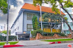 Photo of 1121 North KINGS Road #8, West Hollywood, CA 90069 (MLS # 19434346)