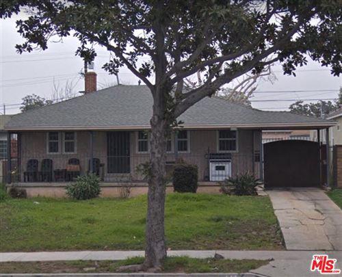 Photo of 9606 CRENSHAW, Inglewood, CA 90305 (MLS # 19522346)