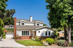 Photo of 4034 WILLALEE Avenue, La Crescenta, CA 91214 (MLS # 319002346)