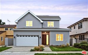 Tiny photo for 3621 BARRY Avenue, Los Angeles , CA 90066 (MLS # 18386348)