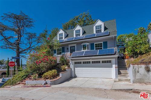Photo of 3943 FRANKLIN Avenue, Los Angeles , CA 90027 (MLS # 19516348)