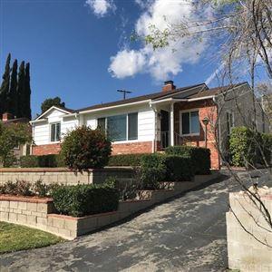 Photo of 3239 PONTIAC Street, Glendale, CA 91214 (MLS # SR18061348)
