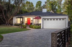 Photo of 262 ANNANDALE Road, Pasadena, CA 91105 (MLS # 819003349)