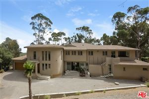 Photo of 20607 EAGLEPASS Drive, Malibu, CA 90265 (MLS # 18322350)