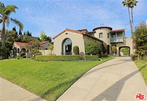 Photo of 615 South HIGHLAND Avenue, Los Angeles , CA 90036 (MLS # 18329350)