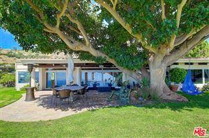 Photo of 20444 ROCA CHICA Drive, Malibu, CA 90265 (MLS # 19511350)