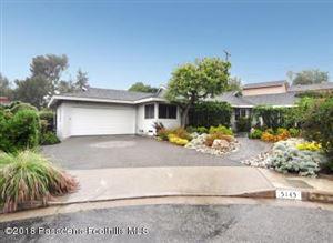 Tiny photo for 5145 CIRCLE VISTA Avenue, La Crescenta, CA 91214 (MLS # 818002351)
