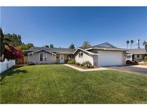 Photo of 16661 LEMARSH Street, Granada Hills, CA 91343 (MLS # SR18087351)