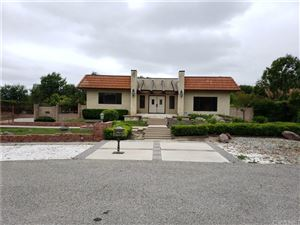 Photo of 5555 LEWIS Lane, Agoura Hills, CA 91301 (MLS # SR19110351)