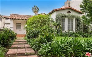 Photo of 718 WESTBOURNE Drive, West Hollywood, CA 90069 (MLS # 18320352)