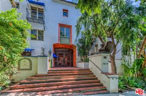 Photo of 1414 North HARPER Avenue #7, West Hollywood, CA 90046 (MLS # 19423352)