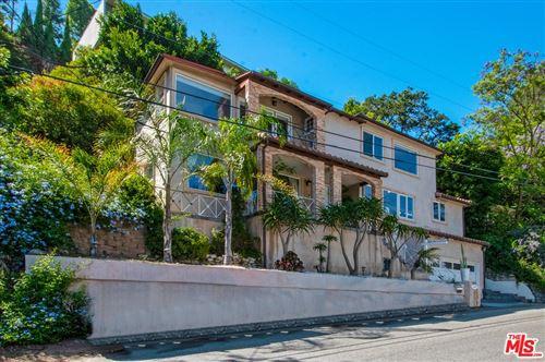 Photo of 1635 SUNSET PLAZA Drive, Los Angeles , CA 90069 (MLS # 19516352)