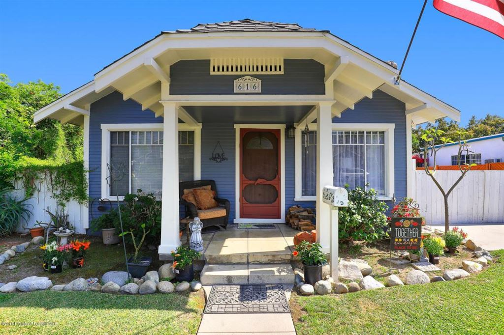 Photo for 616 East COLORADO Boulevard, Monrovia, CA 91016 (MLS # 818002353)