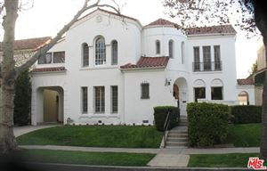 Photo of 141 South MANSFIELD Avenue, Los Angeles , CA 90036 (MLS # 18304354)