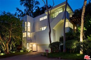 Photo of 3037 FRANKLIN CANYON Drive, Beverly Hills, CA 90210 (MLS # 18351354)