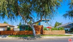 Photo of 11957 BRAY Street, Culver City, CA 90230 (MLS # 19426354)