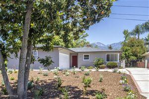 Photo of 3175 SUNNYSLOPE Boulevard, Pasadena, CA 91107 (MLS # 818002354)