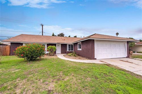 Photo of 4247 CROYDON Avenue, Camarillo, CA 93010 (MLS # 219014355)