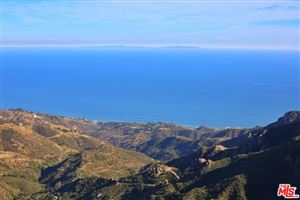 Photo of 0 PIUMA Road, Malibu, CA 90265 (MLS # 18363356)