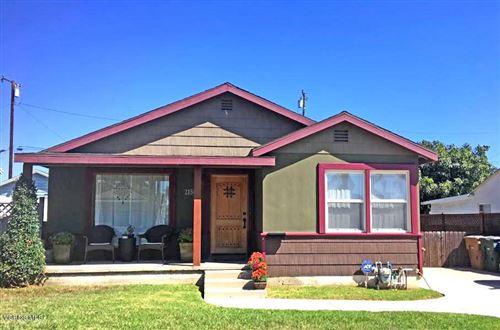 Photo of 2154 GRAND Avenue, Ventura, CA 93003 (MLS # 219011356)