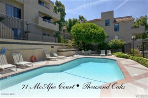 Photo of 71 MCAFEE Court, Thousand Oaks, CA 91360 (MLS # 219003357)