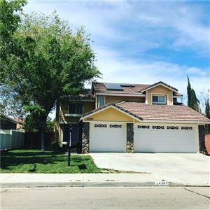 Photo of 45301 PICKFORD Avenue, Lancaster, CA 93534 (MLS # SR19087357)