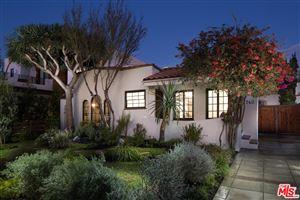 Photo of 740 North LAUREL Avenue, Los Angeles , CA 90046 (MLS # 18315358)