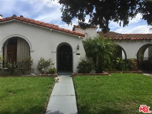 Photo of 4126 South BRONSON Avenue, Los Angeles , CA 90008 (MLS # 18324358)