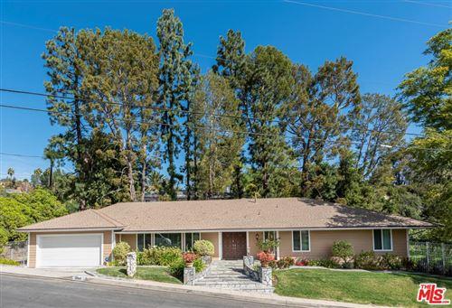 Photo of 16905 BOSQUE Drive, Encino, CA 91436 (MLS # 20567358)