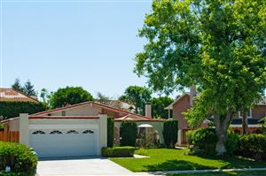 Photo of 5714 RAINBOW HILL Road, Agoura Hills, CA 91301 (MLS # 218008360)