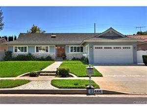 Photo of 23444 STRATHERN Street, West Hills, CA 91304 (MLS # SR18230360)
