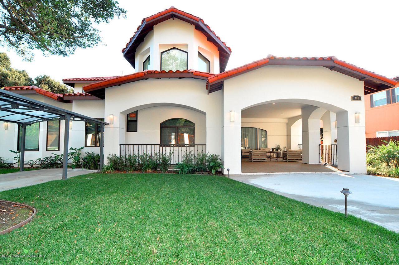 Photo of 460 East SACRAMENTO Street, Altadena, CA 91001 (MLS # 819005360)